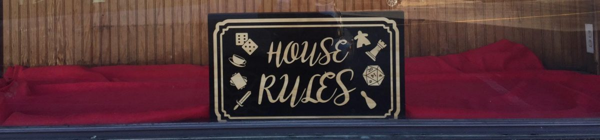 House Rules Cafe